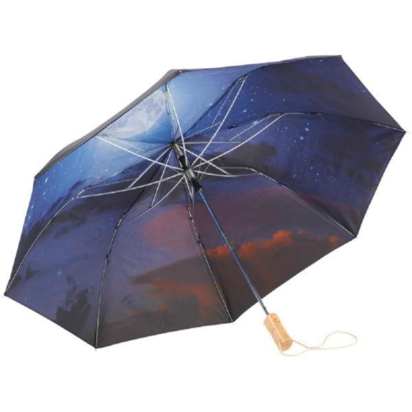 Зонт складной «Clear night sky»