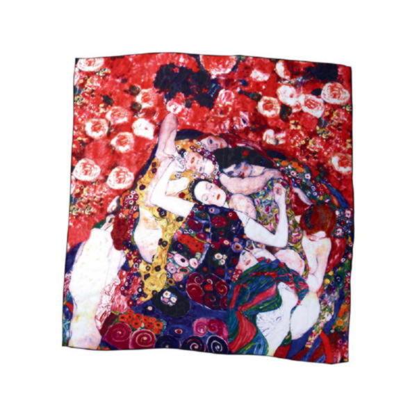 Набор «Климт. Танцовщица»: платок, складной зонт
