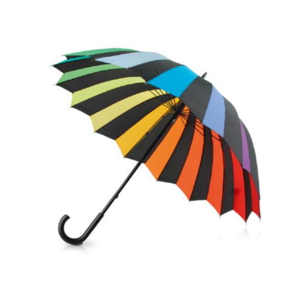 Зонт-трость «Радужный спектр»