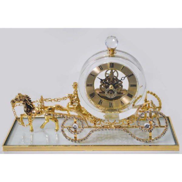 Интерьерные часы «Карета»