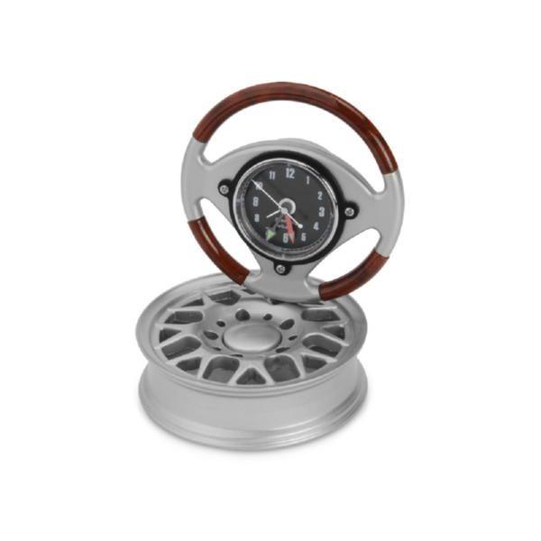 Часы настольные «Колесо»