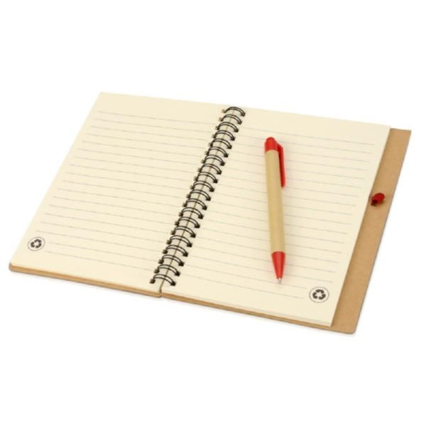 Блокнот «Priestly» с ручкой