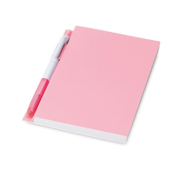 Блокнот А6 «Baldwin» с ручкой