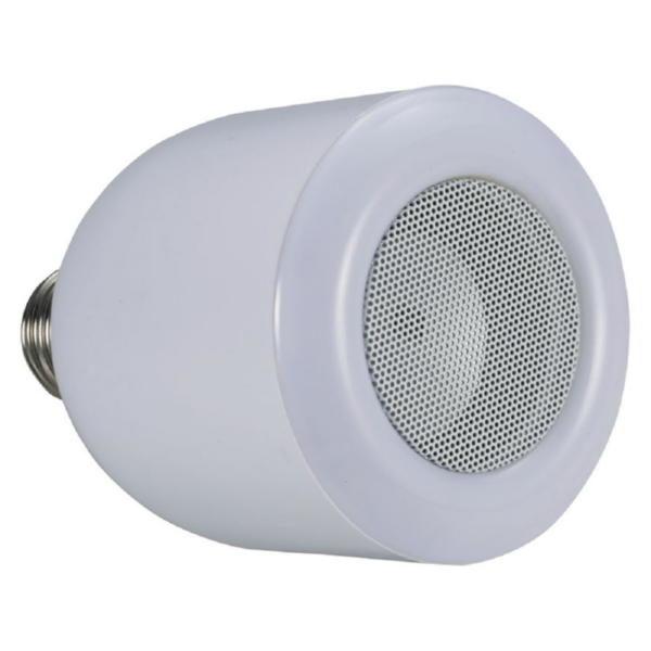 Светодиодная лампа «Zeus» с динамиком Bluetooth®