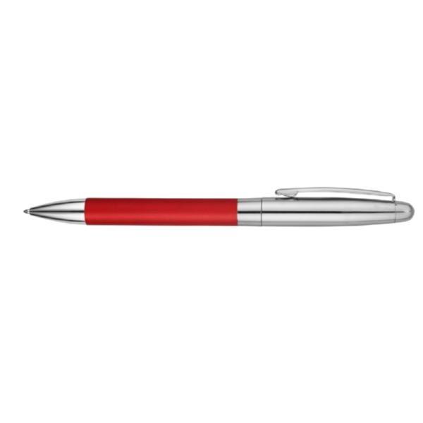 Ручка металлическая шариковая «Жаклин»