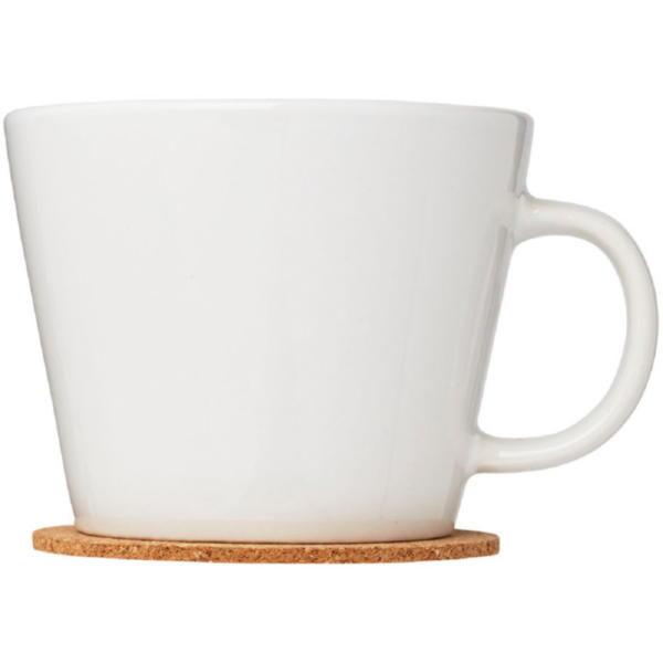 Набор чашек и костеров «Hartley»