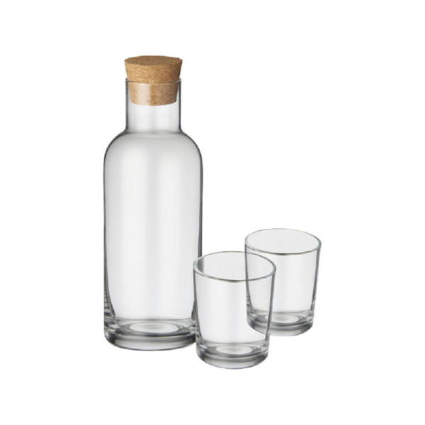 Графин «Lane» со стеклянными стаканами