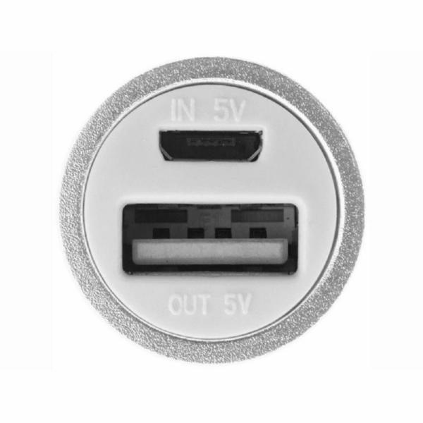 Портативное зарядное устройство «Bolt», 2200 mAh