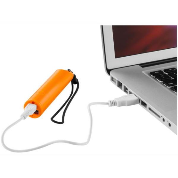 Портативное зарядное устройство «Beam», 2200 mAh