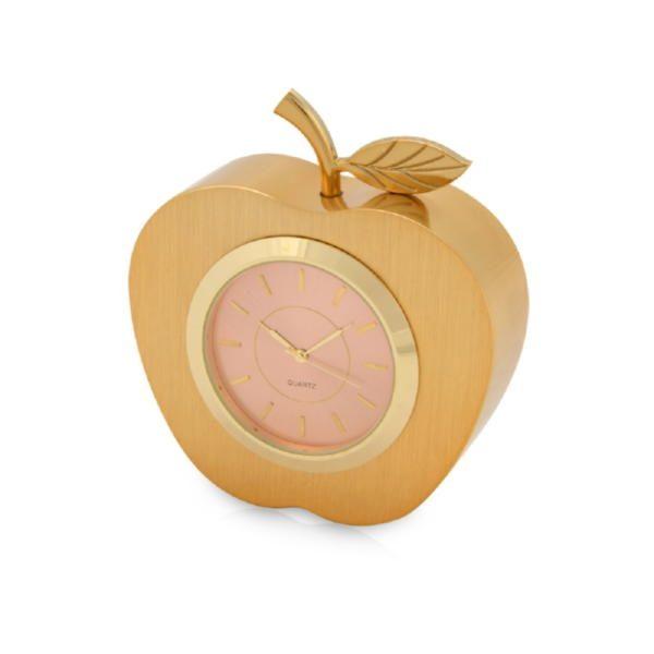 Часы настольные «Золотое яблоко»