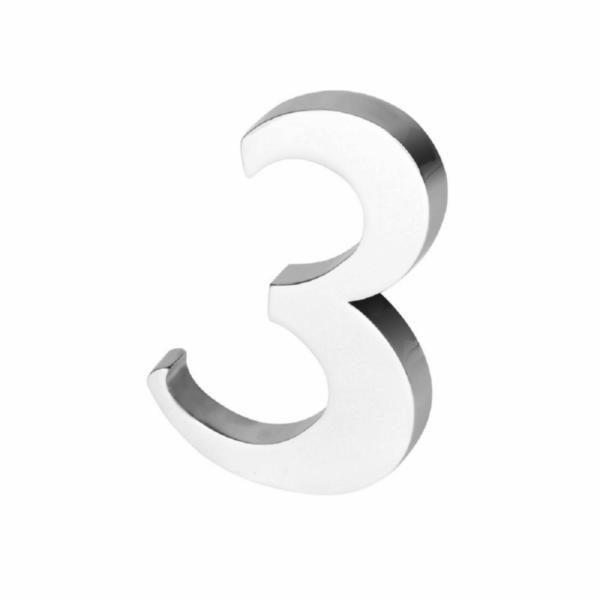 Цифра «Три» для часов «Юбилей»