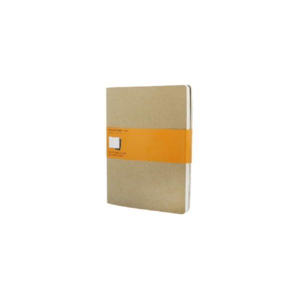 Набор записных книжек Cahier, ХLarge (в линейку)
