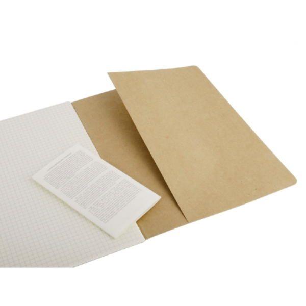 Набор записных книжек Cahier, ХLarge (в клетку)
