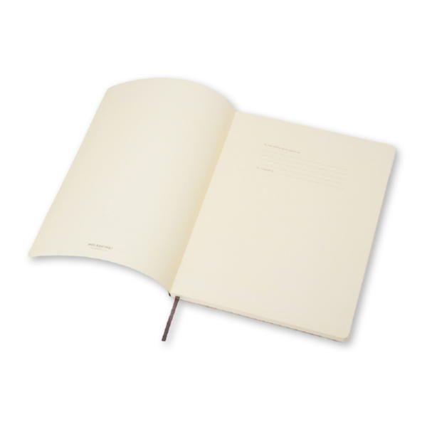 Записная книжка Classic Soft, ХLarge (в клетку)
