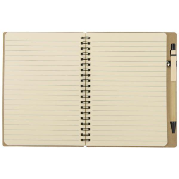 Блокнот «Дейзи» с ручкой