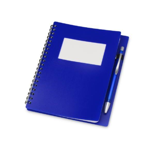 Блокнот «Контакт» с ручкой