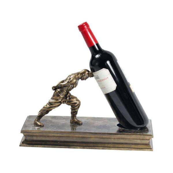 Подставка под бутылку «In vino veritas»