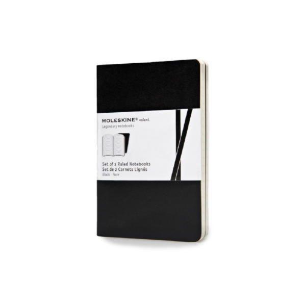 Набор записных книжек А6 Volant (в линейку)