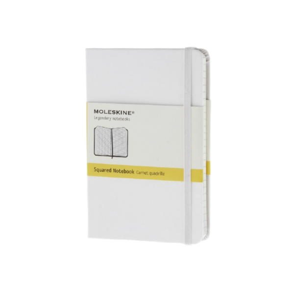 Записная книжка А6 Classic (в клетку)