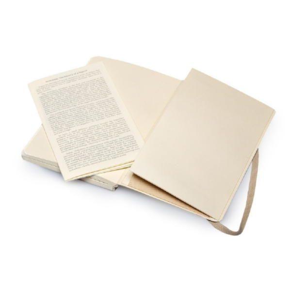 Записная книжка А6 Classic Soft (в линейку)