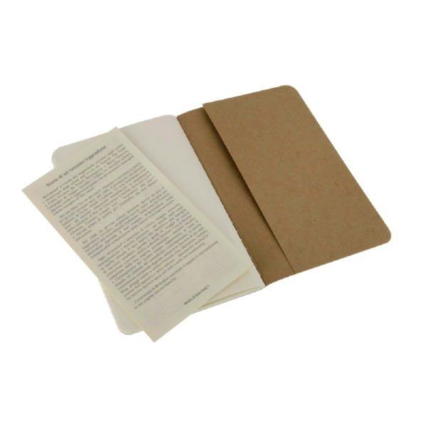 Набор записных книжек А6 Cahier (нелинованный)