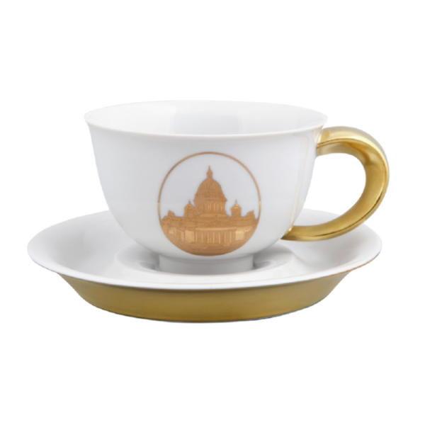 Чайный сервиз на 2 персоны «Russia»