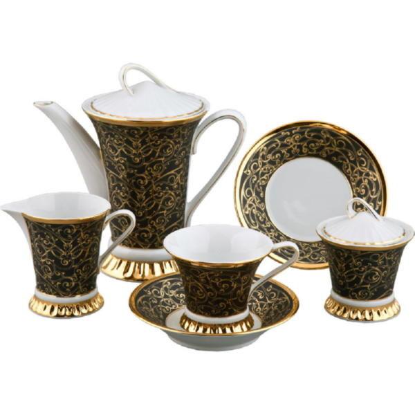 Чайный сервиз на 6 персон «Byzantine»