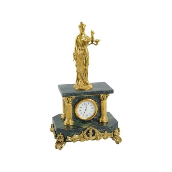 Часы настольные «Фемида»
