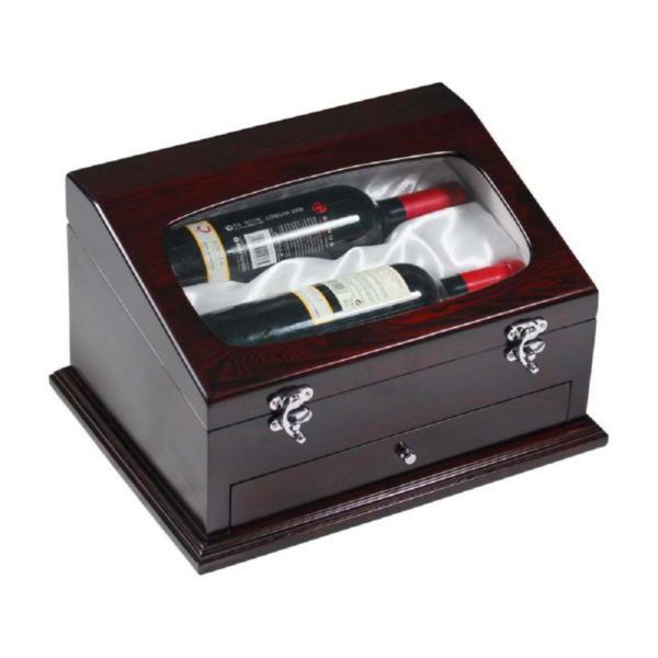 Шкатулка для вина «Ларец Изабеллы»