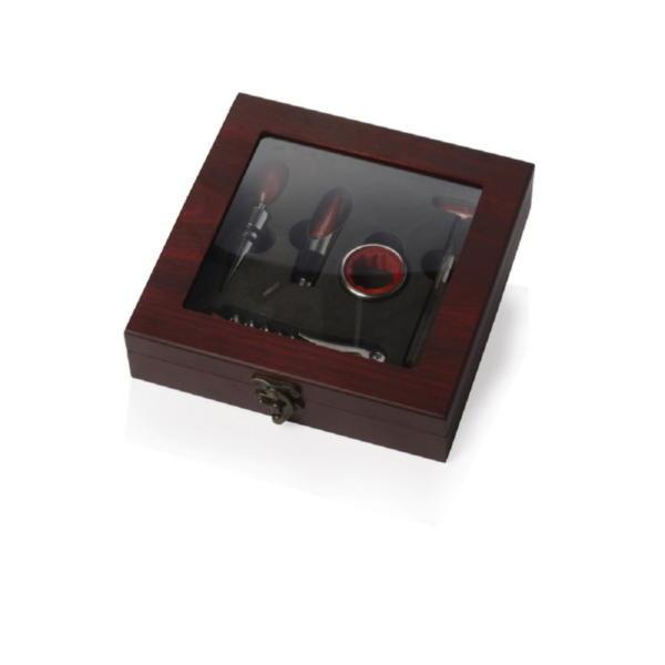 Подарочный набор для вина «Кот-де-Блан»