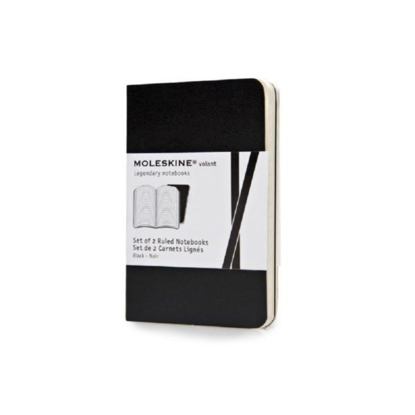 Набор записных книжек Volant, XSmall (в линейку)