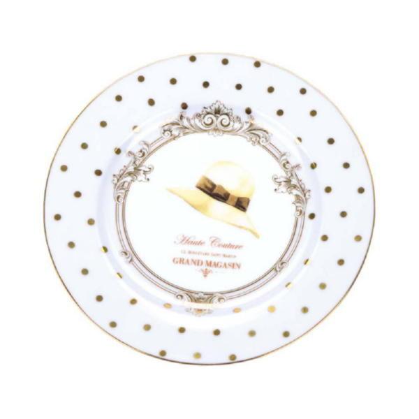 Набор  десертных тарелок «Женский каприз»