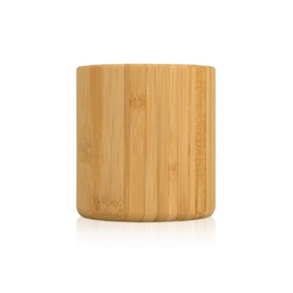 Ступка для специй бамбуковая