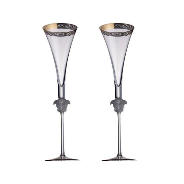 Набор бокалов для шампанского «Medusa»