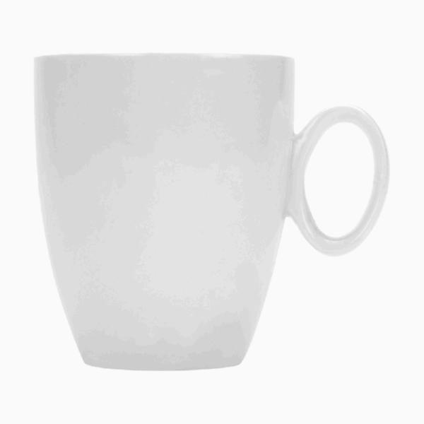 Набор: 2 чашки, 2 подставки, 2 ложки «Дуэт»