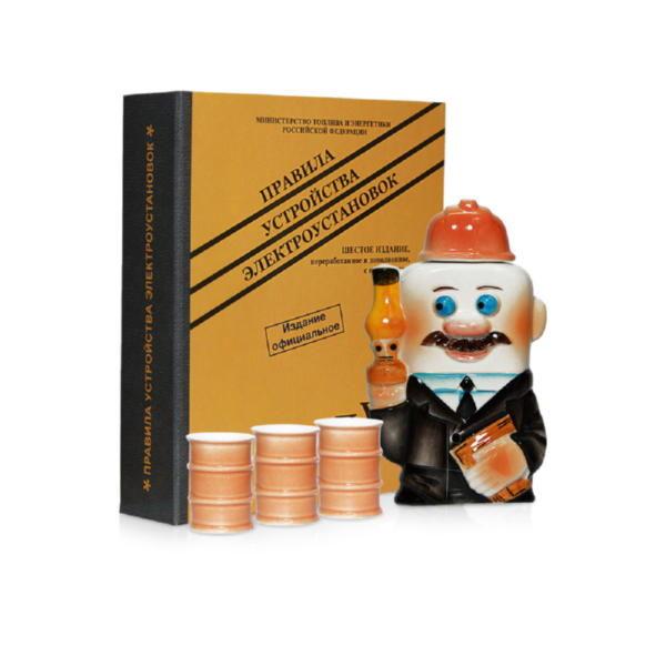 Набор «Настольная книга энергетика»
