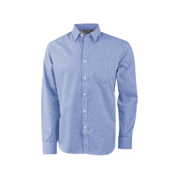 """Рубашка """"Net"""" мужская с длинным рукавом"""