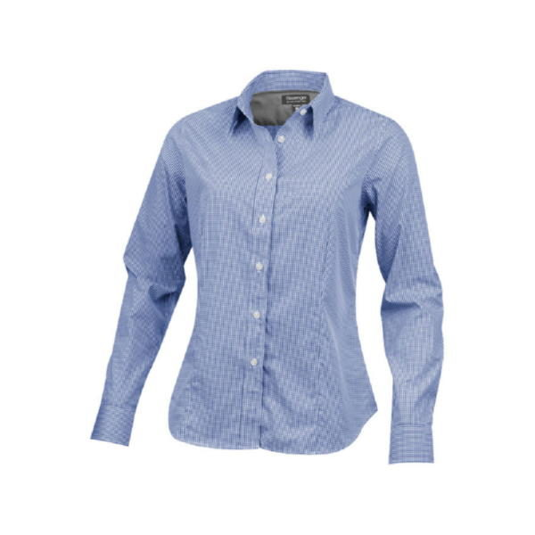 """Рубашка """"Net"""" женская с длинным рукавом"""