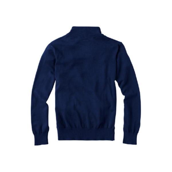"""Пуловер """"Set"""" с молнией, мужской"""