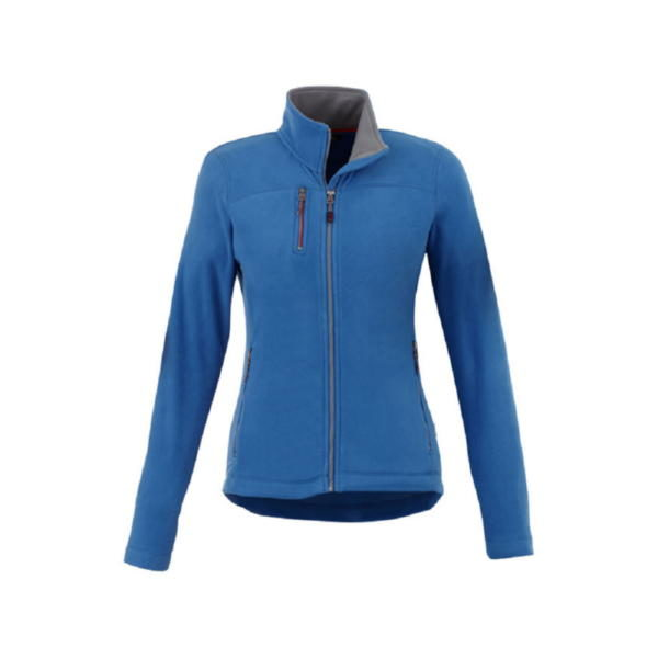 Куртка «Pitch» из микрофлиса женская