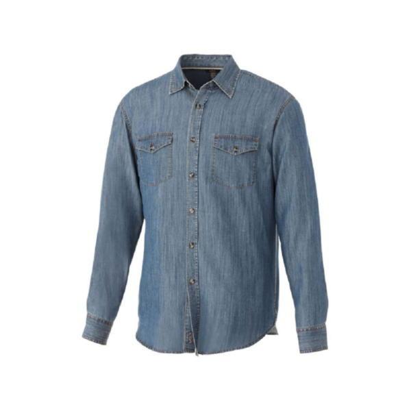 """Рубашка """"Sloan"""" мужская с длинными рукавами"""